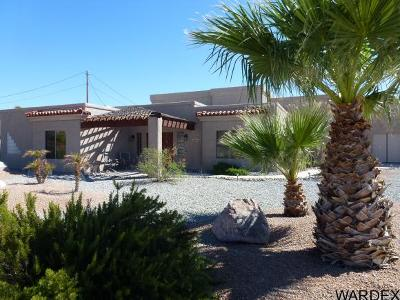 Lake Havasu City Single Family Home For Sale: 4024 Lakeview Rd