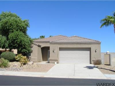Mohave Valley AZ Single Family Home For Sale: $345,000