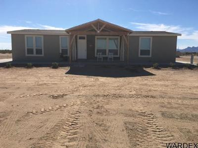 Bouse Manufactured Home For Sale: 48240 North 73rd Street