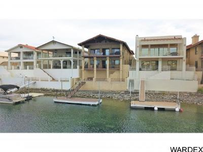 Bullhead City Single Family Home For Sale: 631 Riverfront Dr