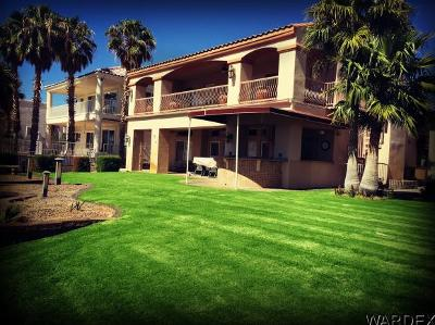 Mohave Valley Single Family Home For Sale: 1208 E Dike Rd.