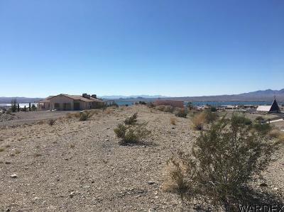 Lake Havasu City Residential Lots & Land For Sale: 2286 Clarke Dr.