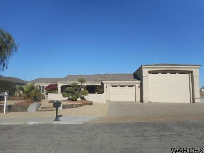 Lake Havasu City Single Family Home For Sale: 2095 Palmer Dr