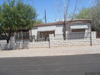 Bullhead City AZ Manufactured Home For Sale: $74,900