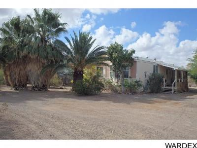Bouse Manufactured Home For Sale: 43714 Hannah