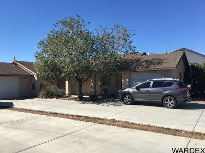 Kingman AZ Multi Family Home For Sale: $189,000
