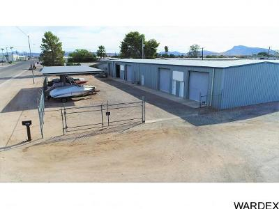 Parker Commercial For Sale: 1105 S Fiesta Ave