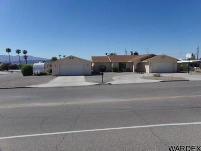 Lake Havasu City Single Family Home For Sale: 169 El Dorado Ave S