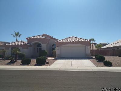 Bullhead City Single Family Home For Sale: 2978 Tierra Vida