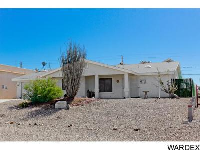 Lake Havasu City Single Family Home For Sale: 2572 Inverness Dr