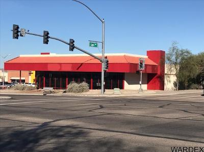 Lake Havasu City Commercial For Sale: 1769 N McCulloch Blvd N #100