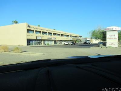 Lake Havasu City Commercial For Sale: 231 Swanson Ave #204