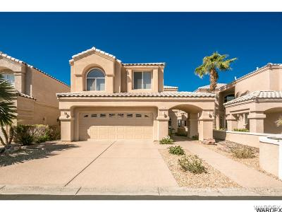 Lake Havasu City AZ Single Family Home For Sale: $669,000