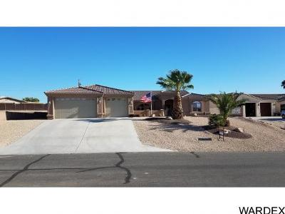 Lake Havasu City Single Family Home For Sale: 3072 Indian Head Dr