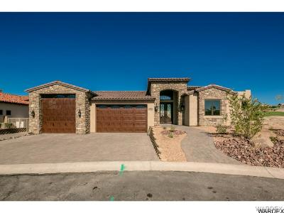 Refuge At Lake Havasu Single Family Home For Sale: 1927 E Deacon Dr
