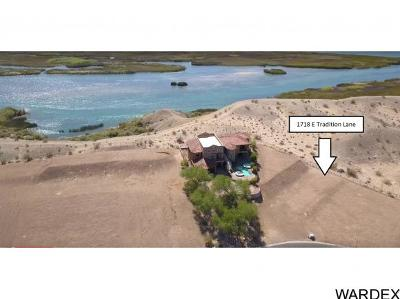 Refuge At Lake Havasu Residential Lots & Land For Sale: 1718 E Tradition Ln