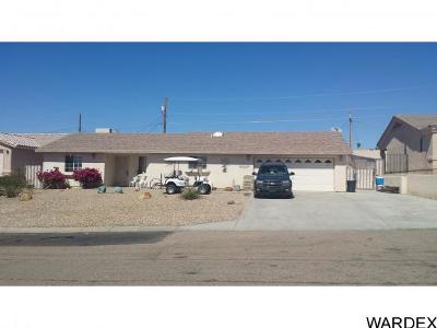 Lake Havasu City Single Family Home For Sale: 3057 Ironwood Dr