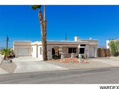 Lake Havasu City Single Family Home For Sale: 3411 Buckboard Way