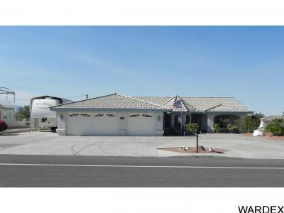 Lake Havasu City Single Family Home For Sale: 3700 Saratoga Ave