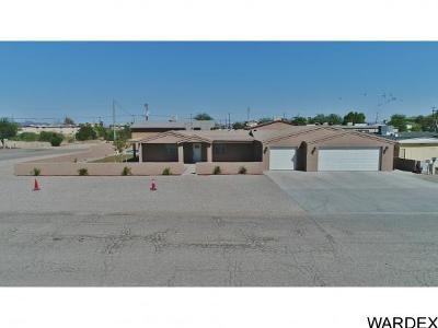 Parker Single Family Home For Sale: 301 S Mohave Ave