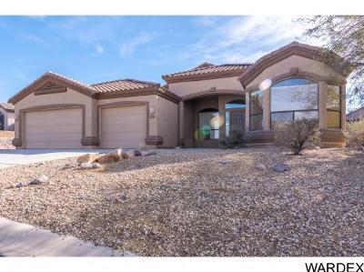Bullhead City Single Family Home For Sale: 2786 Huntridge Dr