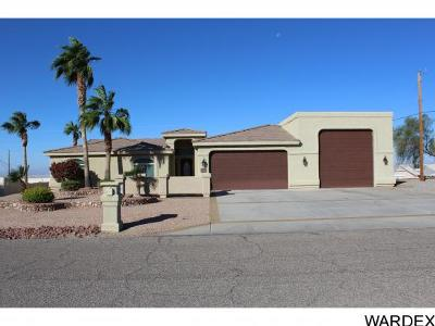 Lake Havasu City Single Family Home For Sale: 907 Saint Claire Dr