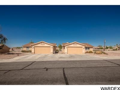 Multi Family Home For Sale: 2651 Tonto Dr