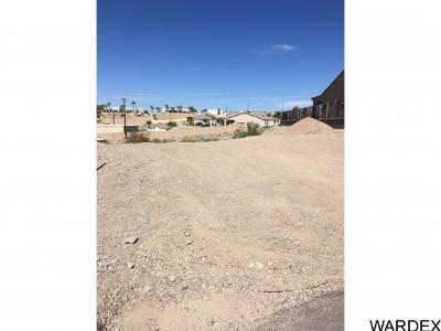 Lake Havasu City Residential Lots & Land For Sale: 2705 Palisades Dr.