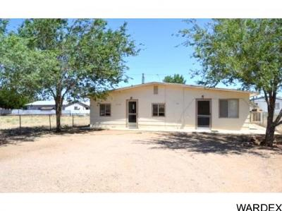 Kingman Single Family Home For Sale: 3795 E Lum Ave