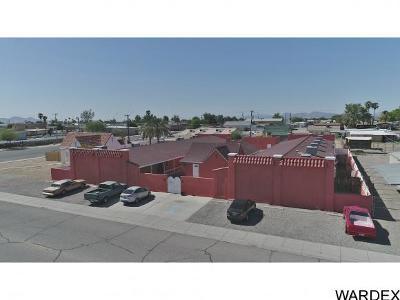 Parker Commercial For Sale: 1212 S Laguna Ave