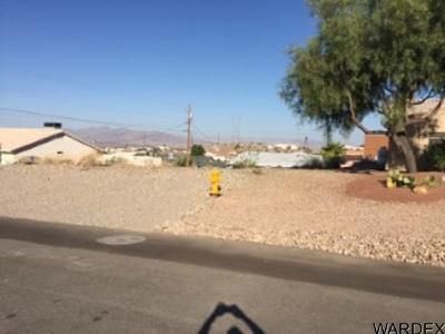 Lake Havasu City Residential Lots & Land For Sale: 3185 Fountain Palm Dr