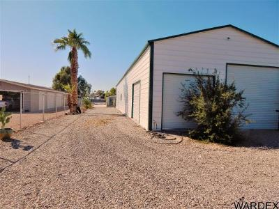 Mohave County Manufactured Home For Sale: 9895 S Dike Rd