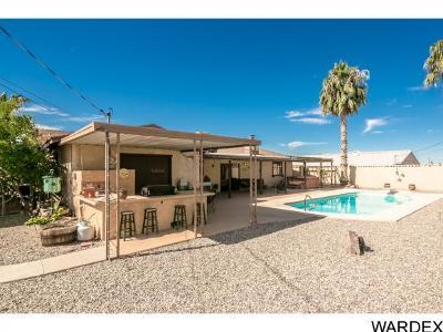 Lake Havasu City Single Family Home For Sale: 3480 Oro Grande Blvd