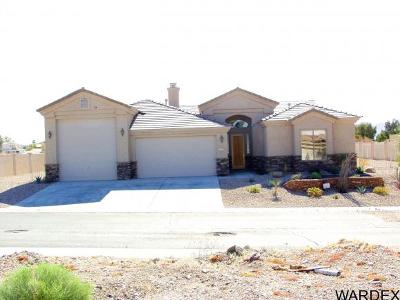 Lake Havasu City AZ Single Family Home For Sale: $389,900