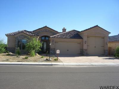 Lake Havasu City AZ Single Family Home For Sale: $429,900