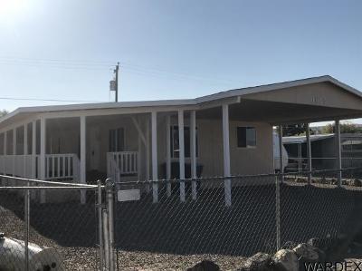 Bullhead City Manufactured Home For Sale: 1975 W Riverbend Cir