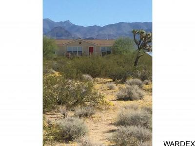 Mohave County Manufactured Home For Sale: 15176 S Pearl Hart