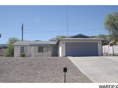 Lake Havasu City Single Family Home For Sale: 4123 Highlander Ave