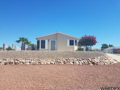 Mohave County Manufactured Home For Sale: 372 Park River Dr