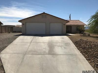 Lake Havasu City Single Family Home For Sale: 3360 Monte Carlo Ave