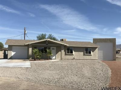 Lake Havasu City Single Family Home For Sale: 1951 Salem Ln