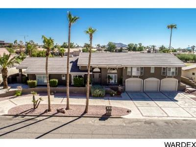 Lake Havasu City Single Family Home For Sale: 2265 Palmer Dr