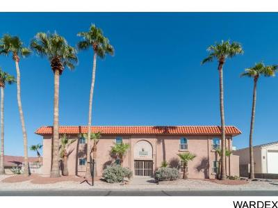 Lake Havasu City Condo/Townhouse For Sale: 3051 Shoshone Drive #7