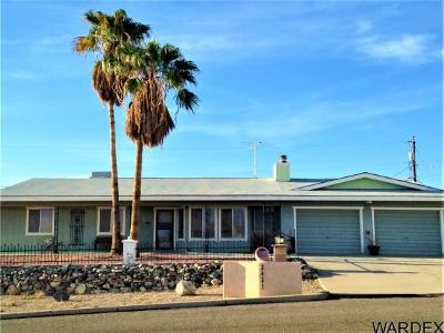 Lake Havasu City Single Family Home For Sale: 3431 Kiowa Blvd N