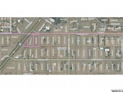 Fort Mohave Residential Lots & Land For Sale: 4020 S Highway 95