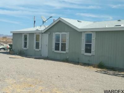 Mohave County Manufactured Home For Sale: 3425 E Charlotte Rd