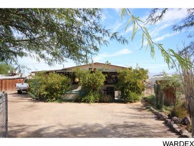 Bullhead City AZ Manufactured Home For Sale: $70,000