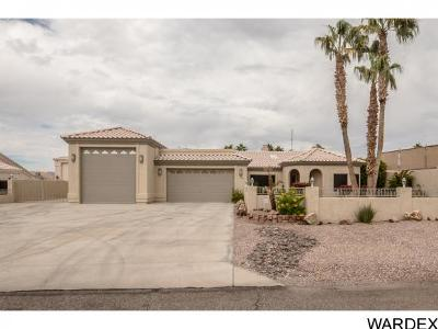 Lake Havasu City Single Family Home For Sale: 2301 Souchak Dr
