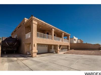 Lake Havasu City Single Family Home For Sale: 660 Empress Dr