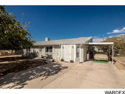 Kingman Single Family Home For Sale: 2425 Georgia Ave